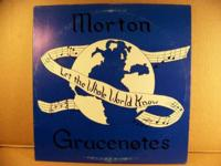 13 songs by The Morton Gracenotes--Director, Barbara