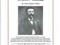 THE MURDER OF SHERIFF MIZELL By Dale Andrew White Who