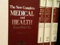 Selling the new complete medical and health