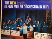 This is the vinyl LP album of The New Glenn Miller