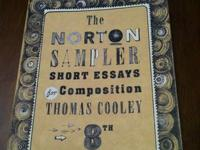 I have the Norton Sampler brief essays 8th edition for