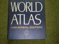 "Book for sale: ""The Odyssey World Atlas"" Universal"