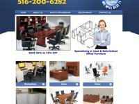 WORKPLACE FURNITURE OF LONG ISLAND provides pre-owned