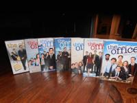 The first 7 seasons of The Office on DVD for $65  The