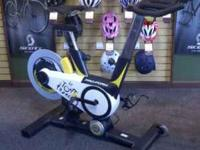NOW AVAILABLE AT FITNESS CENTRAL This bike has