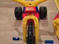 Boys Big Wheels Racer...Original Like New!!! $25 Firm
