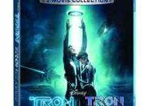 EXCELLENT CONDITION!!! DISNEY 2 movies!! Tron: Legacy