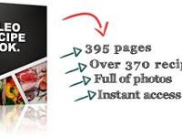 Over 370 easy Paleo recipes. Use one of our extra 30