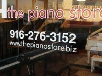 The Piano Establishment.  Do you wish to look around in