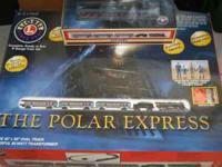 brand new polar express train just in time for