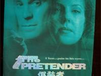 The Pretender Series - Seasons 1,2 & 3. They all play