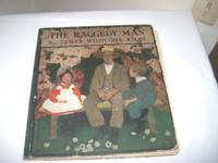 I have an unusual Initial version 1907 The Raggedy Man