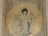 The Raven 1884, illistrated by Dore, beautiful prints.