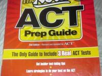 Selling the Real ACT Prep Guide Very helpful, only used