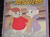 The Rescuers By: Margery Sharp Third Dell Printing -