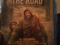 Selling the movie The Road on Blu-Ray. The movie is