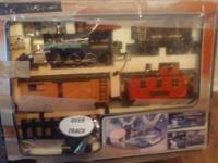 Authentic Locomotive Sound smoke ringing bell headlight