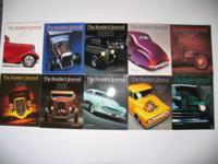 Rodder's Journal Magazine Collection, Issues # 1