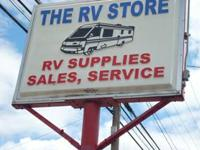 Serving the RV community since 1979. We have a  large