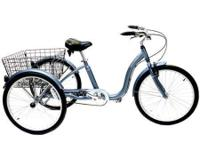 "The 26"" Adult Schwinn Meridian bike is ideal for a wide"