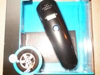 THE SHARPER IMAGE / TALKING TIRE PRESSURE GAUGE (NEW)?