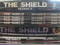 I am Selling a few Sealed Boxed Sets Of The Shield I