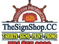 Custom Apparel (T-Shirts, Fleece, Leather, Hoodies,