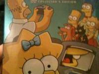 The simpsons complete eigth season collectors edition.