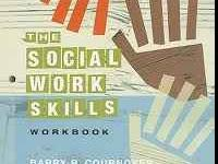 College Text Book The Social Work Skills Workbook (For