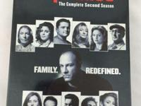 The Sopranos. Complete Second Season. 4 Disc