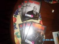SEASON 5 VOLUMES 1 THRU 4 ...13 EPISODES $15 SEASON 6