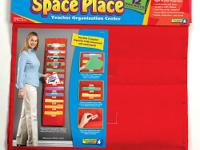 The Space Place amkes a great classroom organization