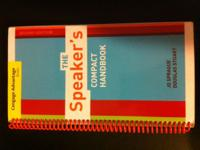 The Speaker's Compact Handbook Jo Sprague Douglas