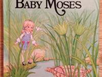 Brand New! Gift Quality! The Story of Baby Moses (Alice
