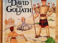 Brand New! Gift Quality! The Story of David and Goliath