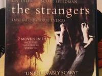 The Strangers : Unrated DVD   On the back of the case