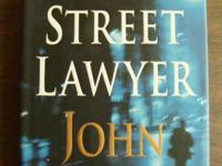 The Street Lawyer by John Grisham (1998, Hardcover) 348