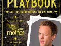 Bestselling author of The Bro Code, Barney Stinson of