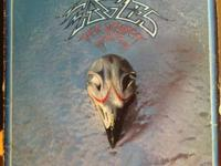 This is the vinyl LP album of The Eagles: Their