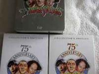 """The Three Stooges"" 75th. anniversary special"