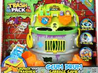With the Trash Pack Series 2 - 'Trashies' Scum Drum