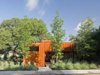 On 2015 AIA Tour-The Treehouse. Architect designed and