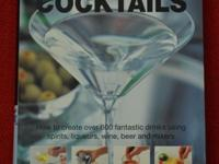 "Book ""The Ultimate book of Cocktails"" By Hermes House"