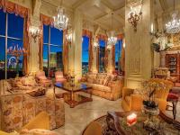The Versailles Penthouse in Las Vegas captures the