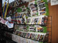 Hundreds OF PS-2, PS-1, NES, SUPER NES, GAMEBOY,