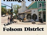 The Vintage Crawl Takes Folsom,CA- Ride along with your
