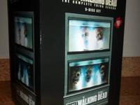 THE WALKING DEAD SEASON 3 Limited Edition 5 Disc