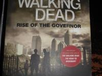 The Walking Dead: Rise of the Governor. A prequel to