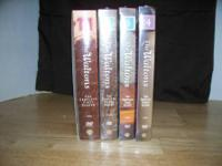 Waltons seasons 1-4. Seasons 2-4 sealed  $10.00 each or
