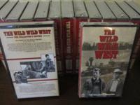 The Wild Wild West - television series - 15 brand new -